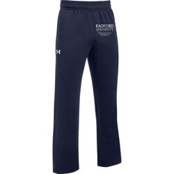 UA Men's Hustle Fleece Pants